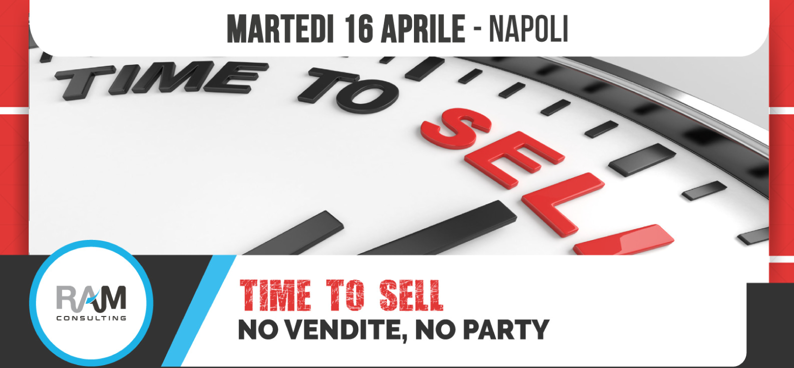 E' ora di Time to Sell