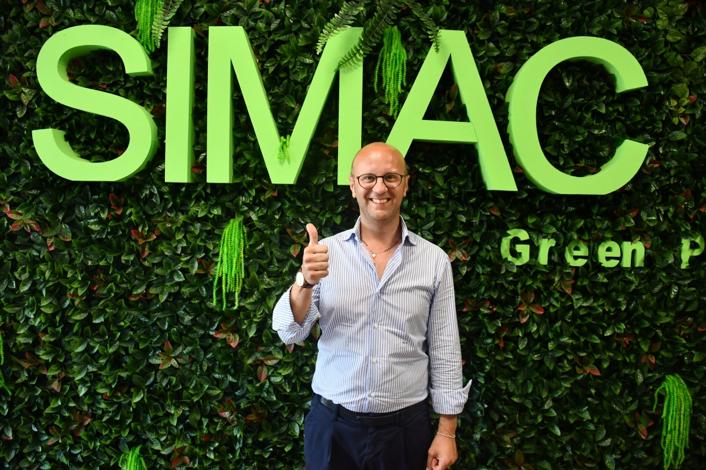 Le storie che ci piacciono: Rino Massaro e l'energia di Simac Solar