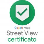 Google Maps Street View Certificato Michele Pelosi