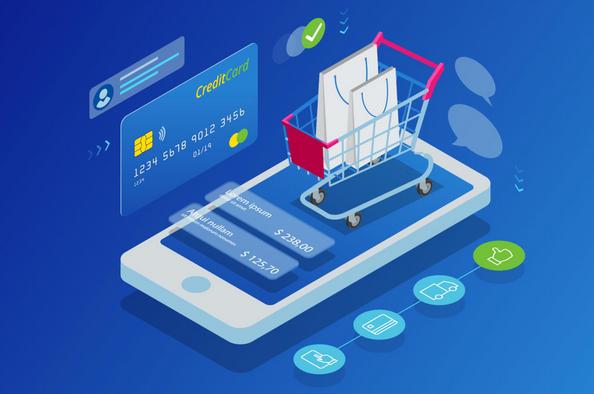 I numeri delle vendite online nel 2019