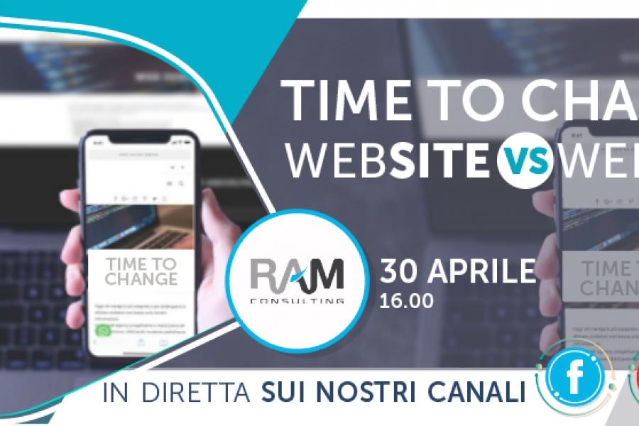 WEBSITE VS WEBAPP: Differenze, Vantaggi e Strategie!