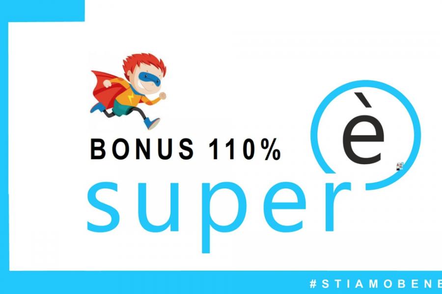 La SUPER opportunità del  BONUS110% va colta con attenzione.