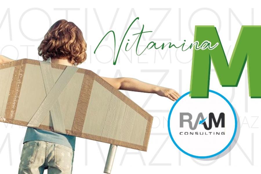 Hai preso la tua dose di vitamina M(otivazione)?