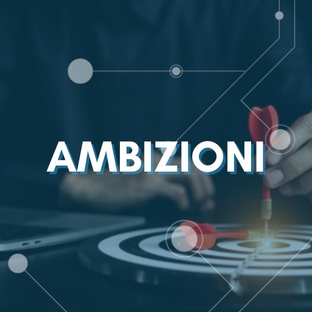 colloquio di lavoro in azienda - ambizioni