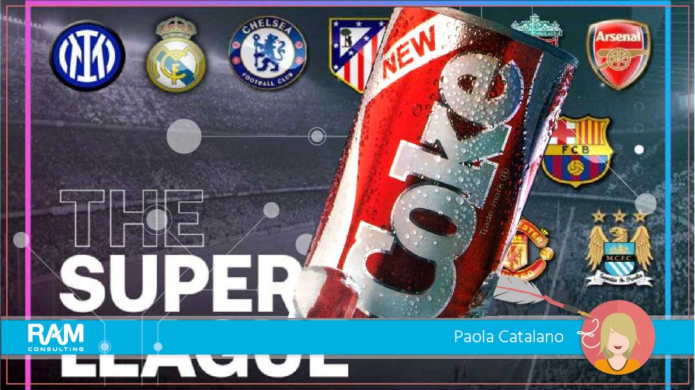 Superlega e new coke: vi spiego il fallimento dietro la storia